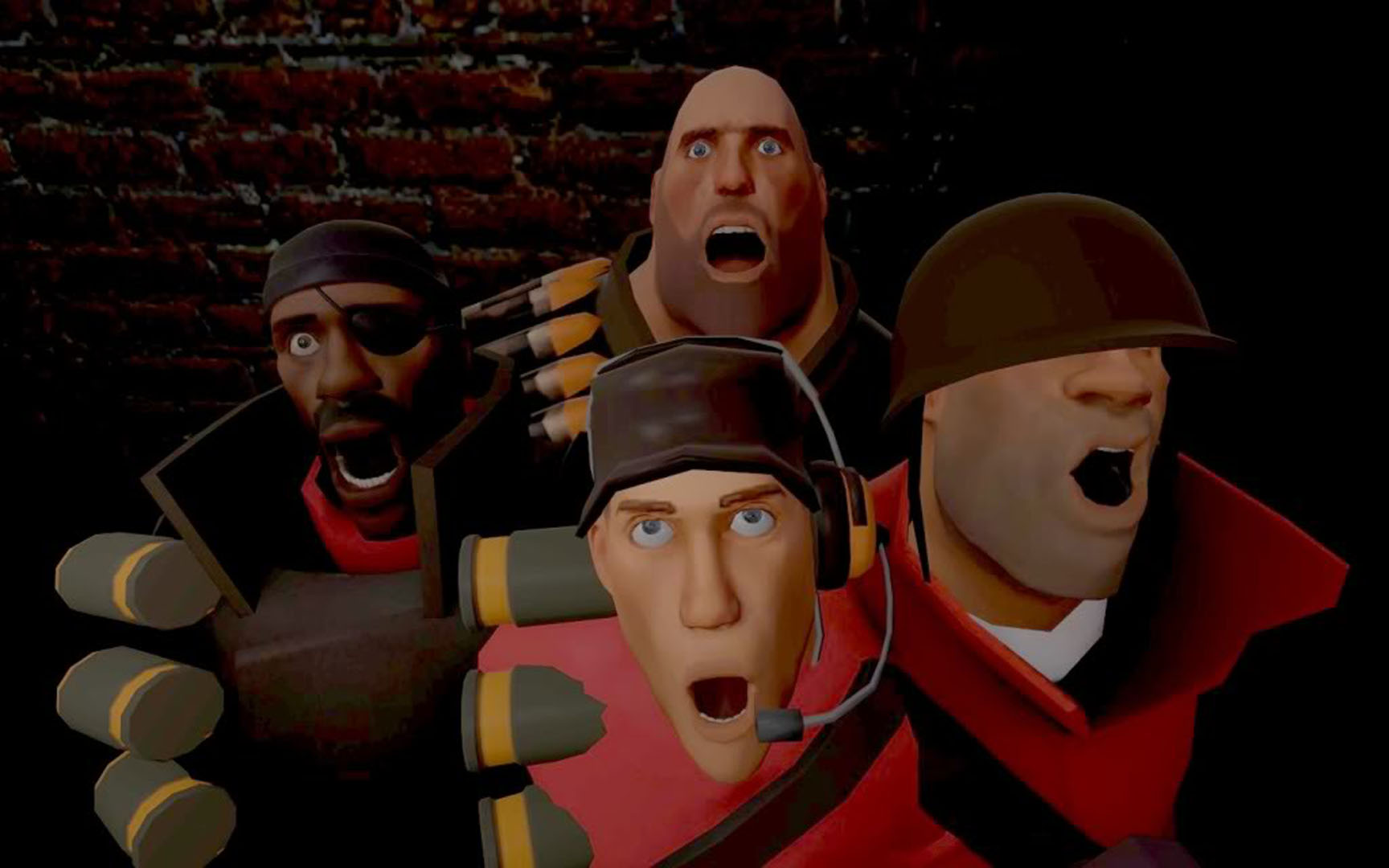 Shock And Awe Team Fortress 2 Wallpaper