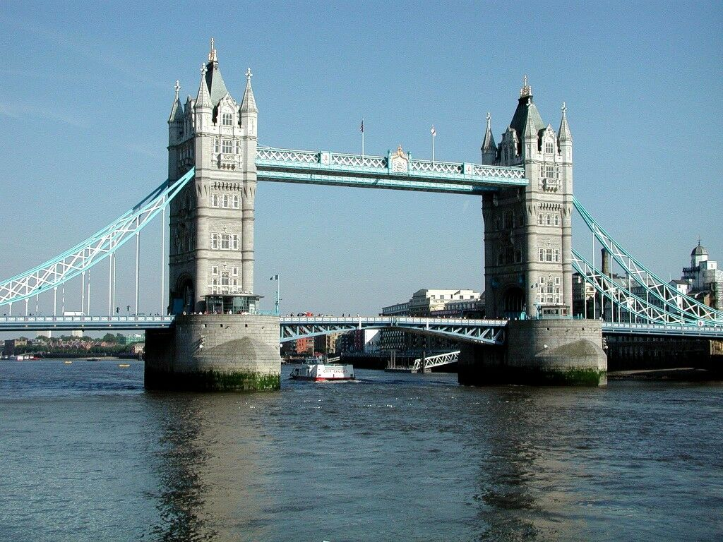 Dot Uk London Tower Bridge 4 Famous Wallpaper