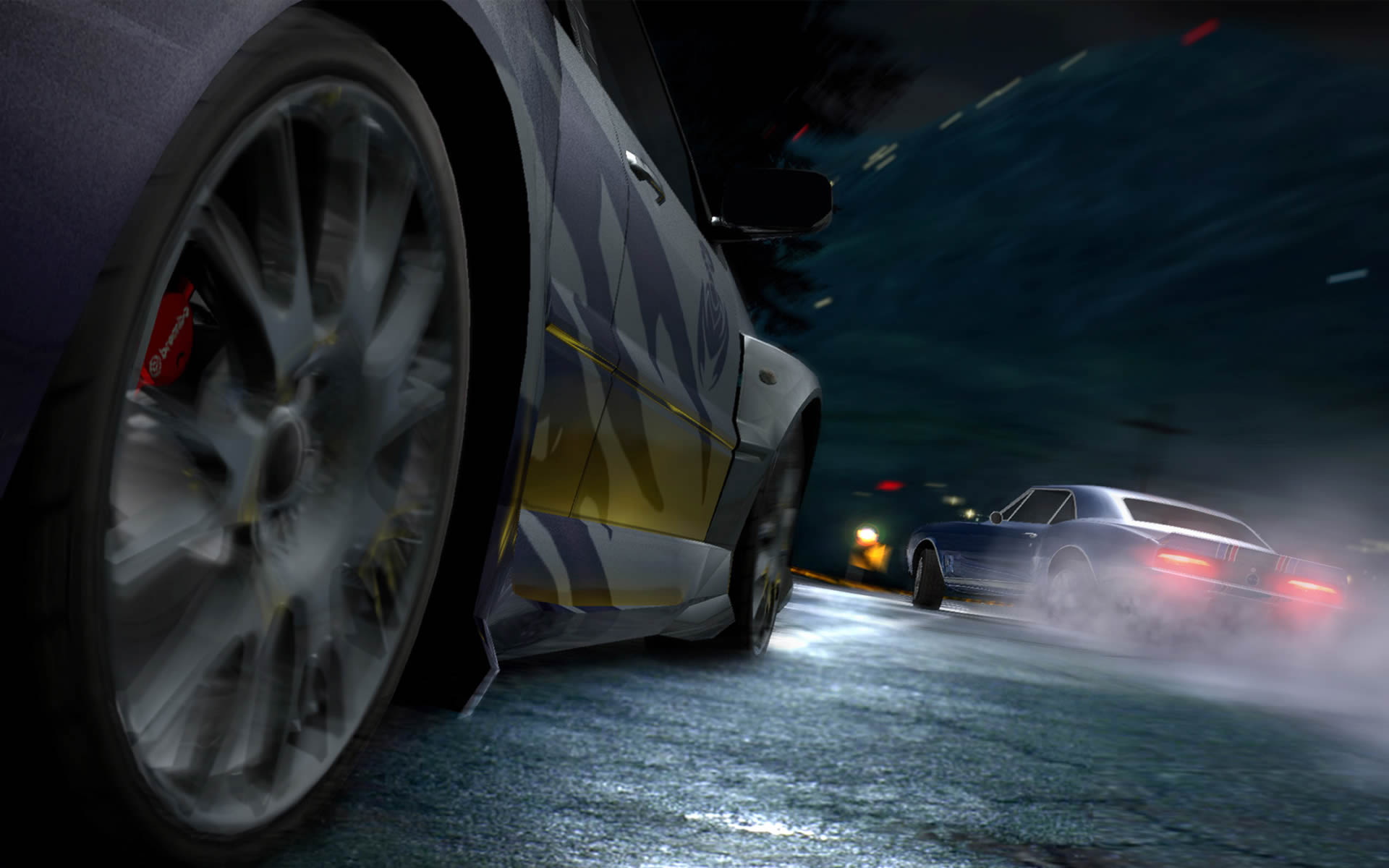 Nfs Carbon 3 Need For Speed Carbon Wallpaper