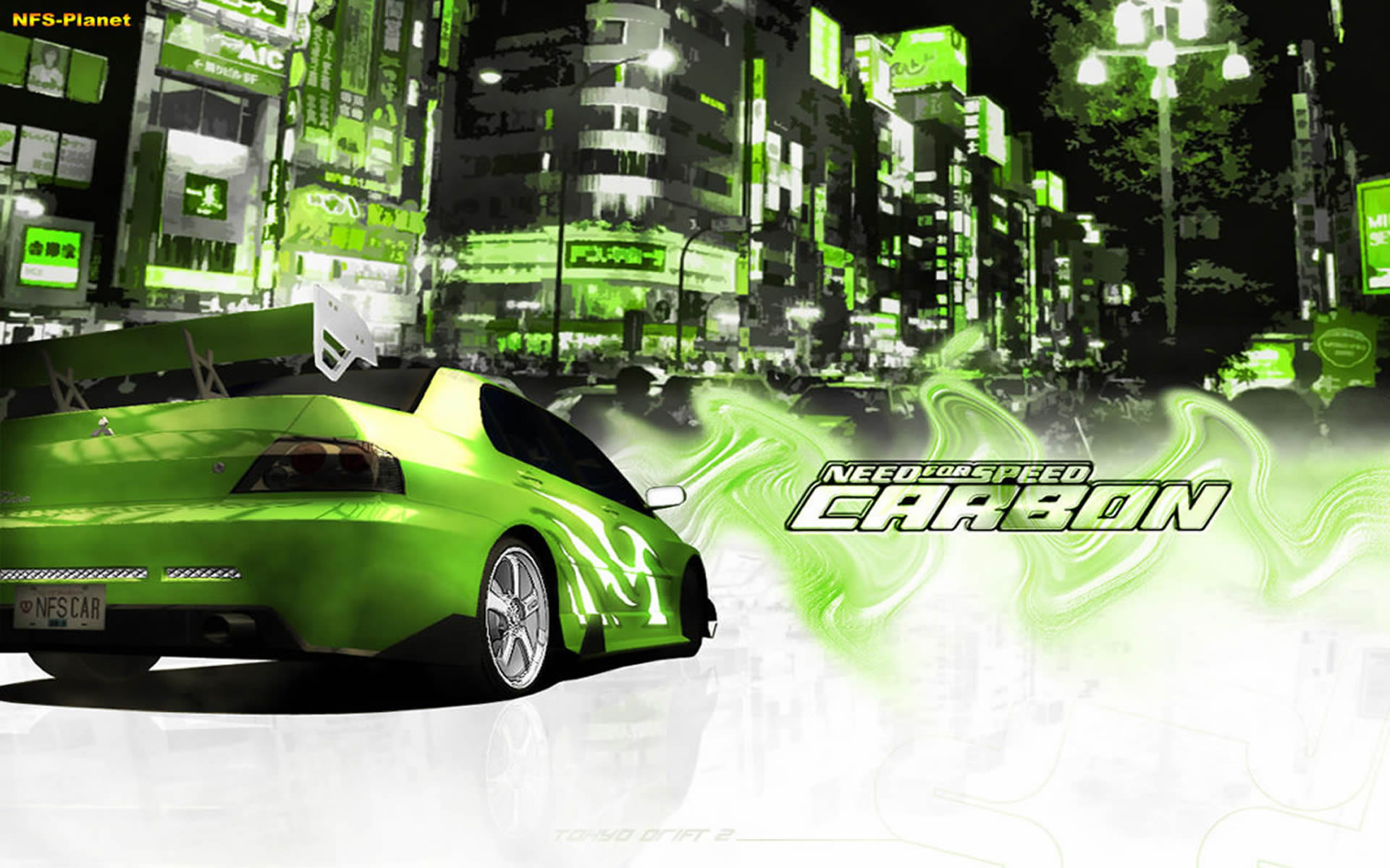Nfs Carbon 4 Need For Speed Carbon Wallpaper